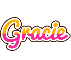 Gracie smoothie logo