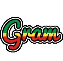 Gram african logo