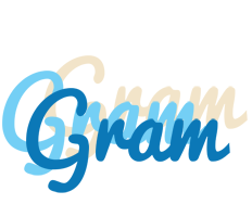 Gram breeze logo