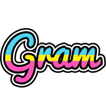Gram circus logo