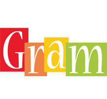 Gram colors logo