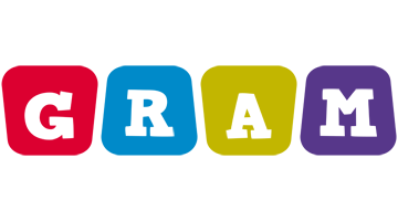 Gram daycare logo