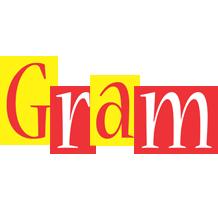 Gram errors logo