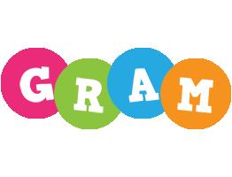 Gram friends logo