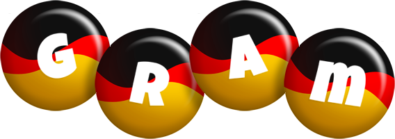 Gram german logo