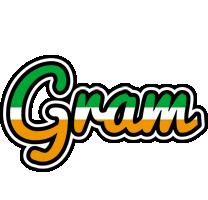 Gram ireland logo