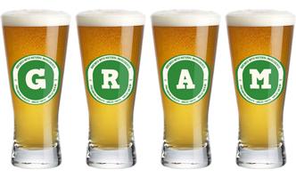 Gram lager logo