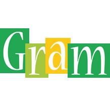 Gram lemonade logo