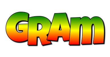 Gram mango logo