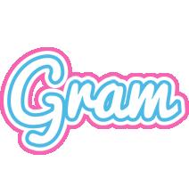 Gram outdoors logo