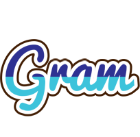 Gram raining logo
