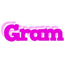 Gram rumba logo