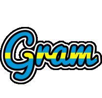 Gram sweden logo
