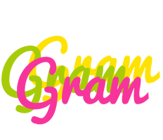 Gram sweets logo