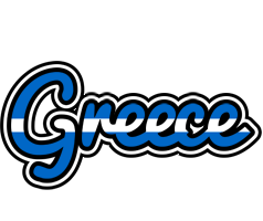 GREECE logo effect. Colorful text effects in various flavors. Customize your own text here: https://www.textGiraffe.com/logos/greece/