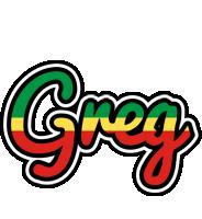 Greg african logo
