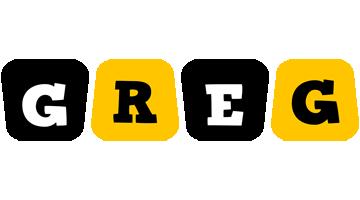 Greg boots logo