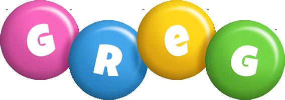 Greg candy logo