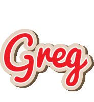 Greg chocolate logo