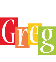 Greg colors logo