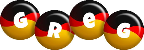 Greg german logo