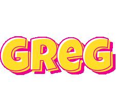 Greg kaboom logo