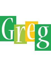 Greg lemonade logo