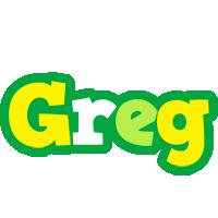 Greg soccer logo
