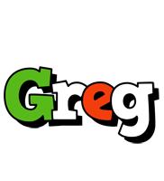 Greg venezia logo