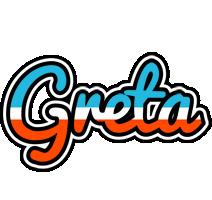 Greta america logo