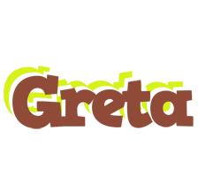 Greta caffeebar logo