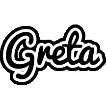 Greta chess logo