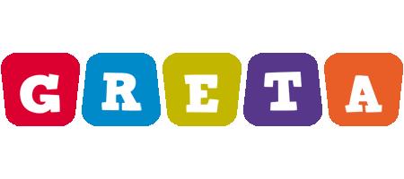 Greta daycare logo
