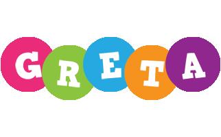 Greta friends logo