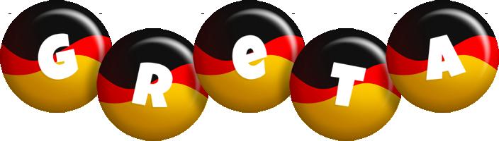 Greta german logo