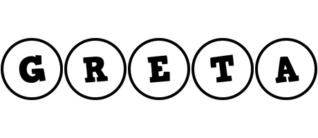 Greta handy logo