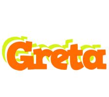Greta healthy logo