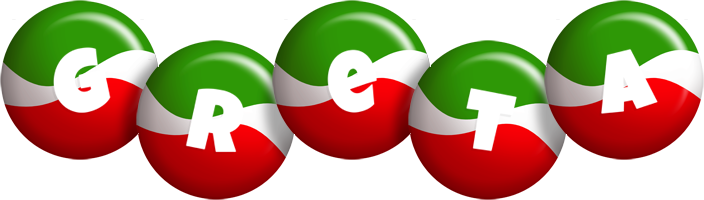 Greta italy logo