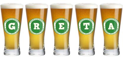 Greta lager logo