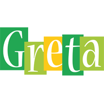 Greta lemonade logo