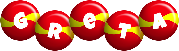 Greta spain logo