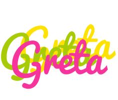 Greta sweets logo