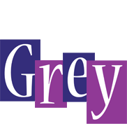 Grey autumn logo