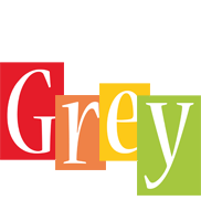 Grey colors logo