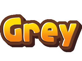 Grey cookies logo