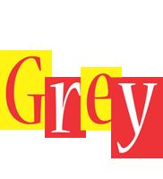 Grey errors logo
