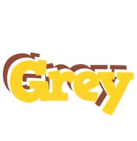 Grey hotcup logo