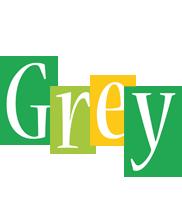 Grey lemonade logo