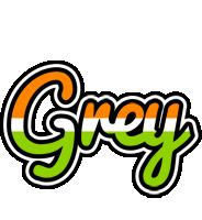 Grey mumbai logo