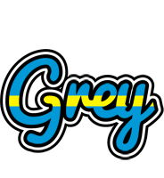 Grey sweden logo